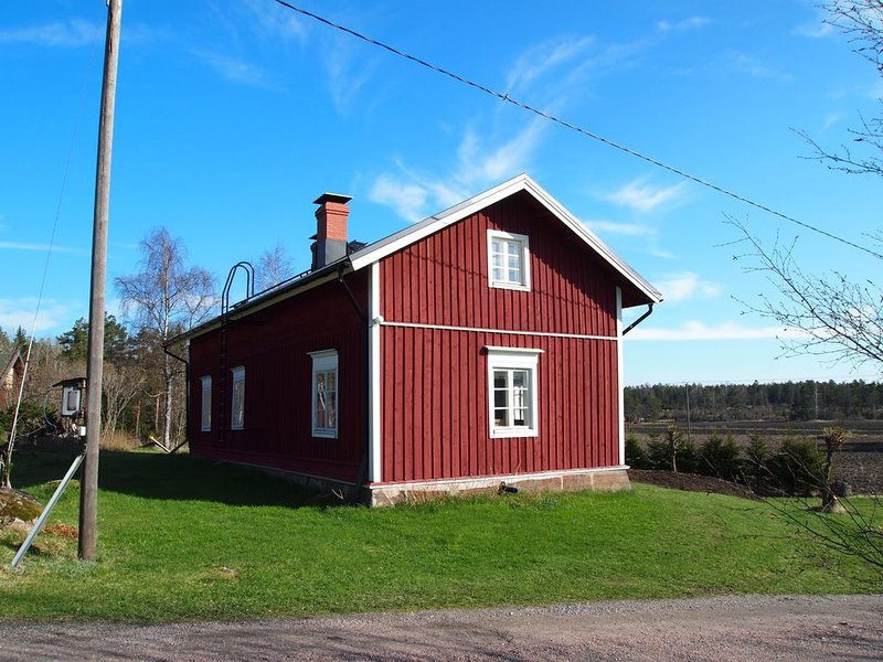Suomalaista maalaisidylliä parhaimmillaan! /Finnish Country Side At Its Finest, vacation rental in Bromarv