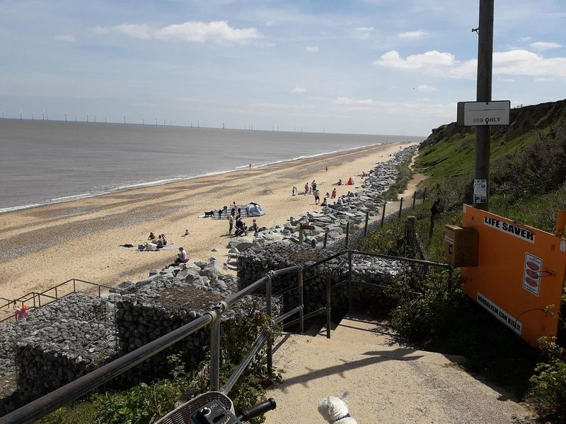 Dog Friendly 2 Bedroom Chalet Nr Great Yarmouth, location de vacances à Runham