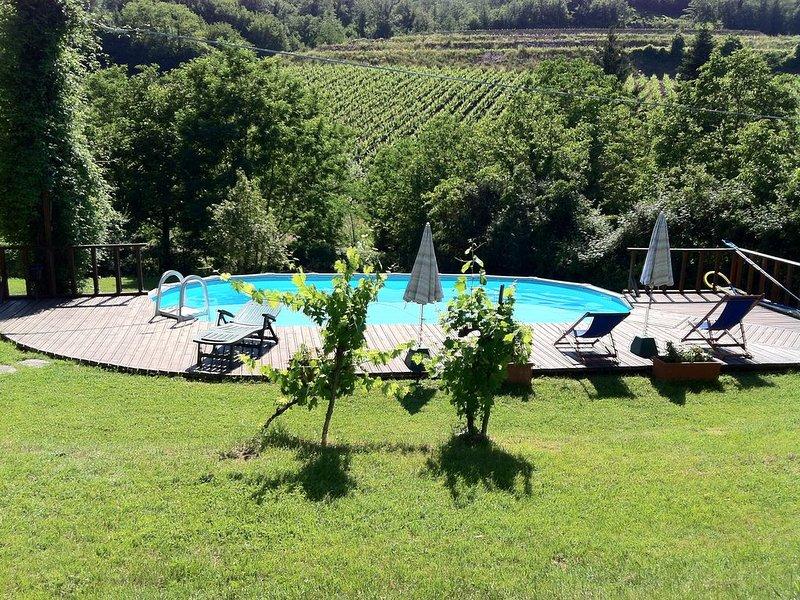 Casa al Chianti nelle colline del Chianti - Bed&Breakfast, vakantiewoning in Greve in Chianti