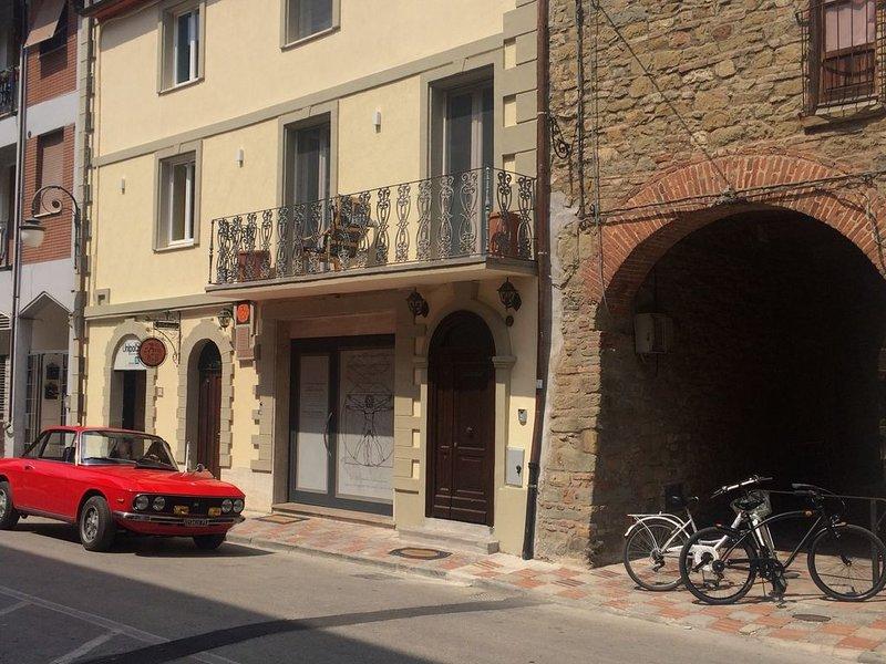 L'Arco B&B di Charme - Camera Gialla, casa vacanza a Passignano Sul Trasimeno
