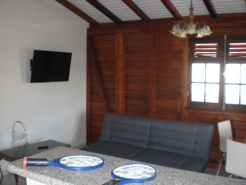 Bellevue... sur la mer des Caraïbes, alquiler vacacional en Matouba