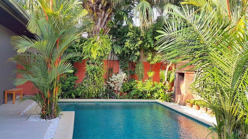 2 Bedroom Pool Villa,Jomtien Beach