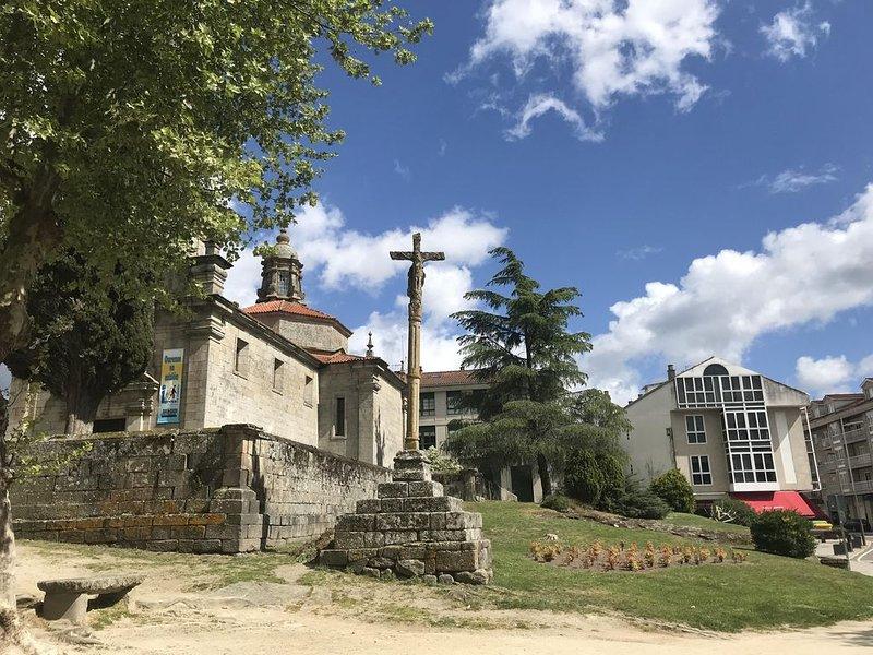 Atico en entorno privilegiado, alquiler de vacaciones en Provincia de Ourense