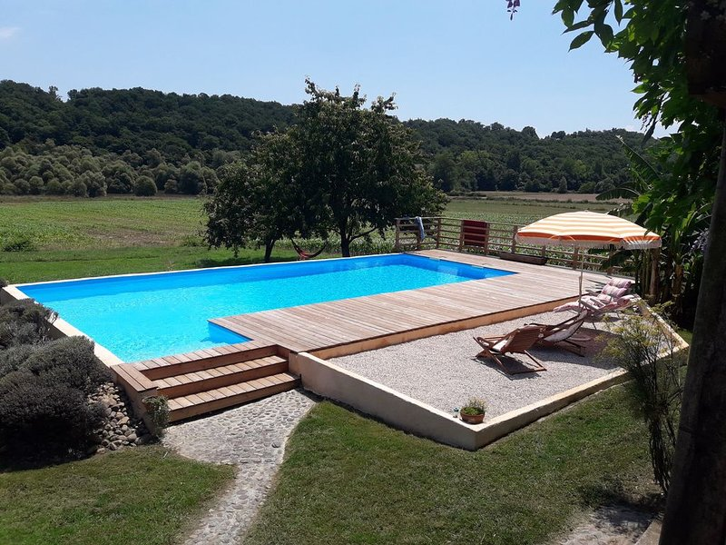 Vacances paisibles dans le Gers, holiday rental in Thermes-Magnoac
