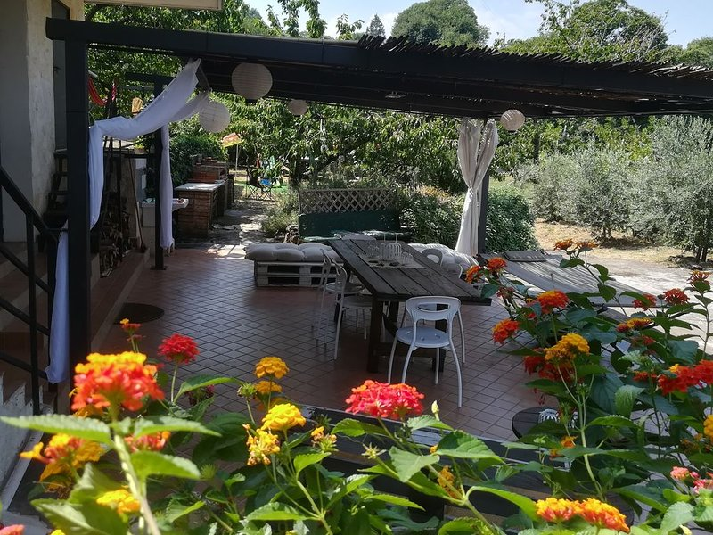 La terra dei ciliegi dell'Etna, location de vacances à Piedimonte Etneo