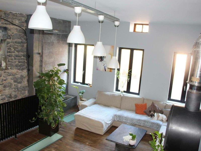 Belle maison 165m² rénovée hyper centre, aluguéis de temporada em Orcines