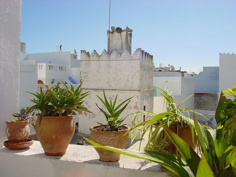 SE ALQUILA DAR  AMIR. ASILAH. Marruecos., holiday rental in Tangier
