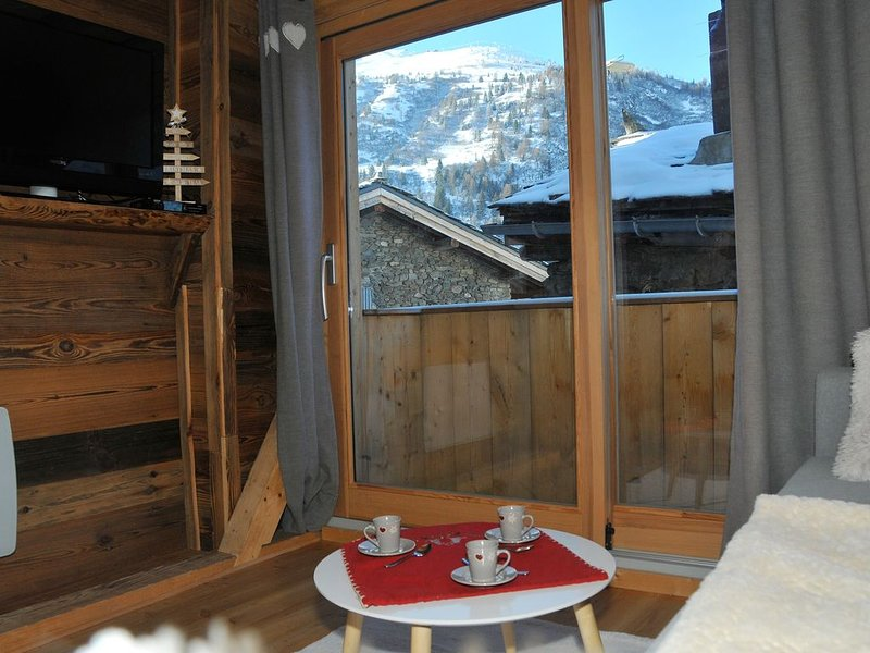 Mazot de charme 4 personnes, holiday rental in Valmeinier