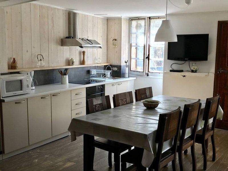 Maison de vacances à  Cerdon, holiday rental in Le Poizat