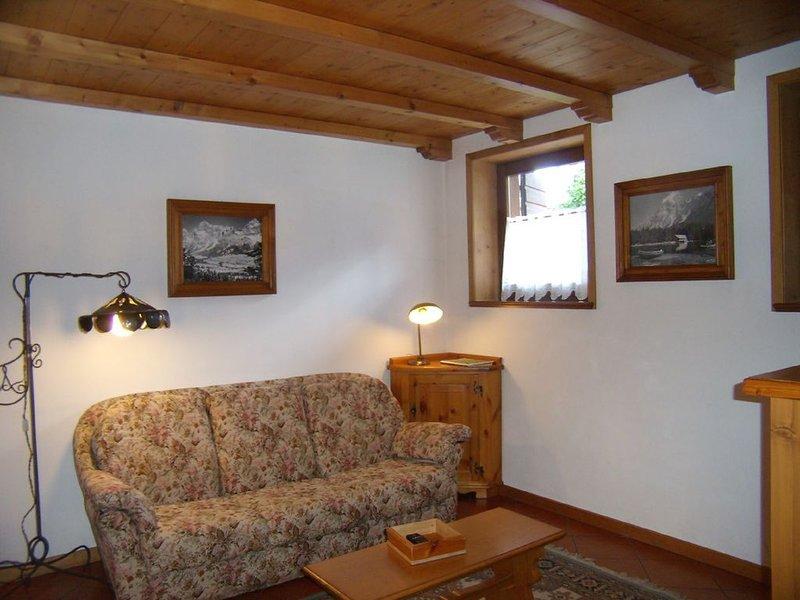 rododendro piano terra 2, vacation rental in Province of Belluno