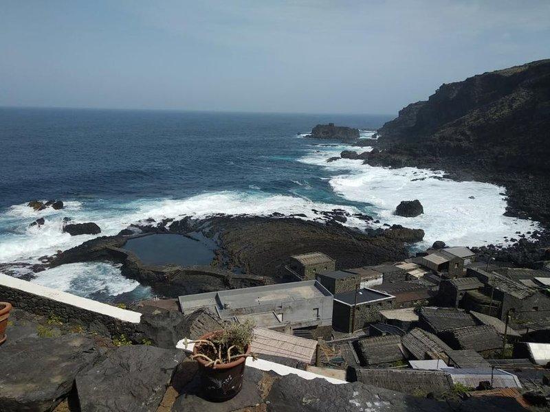 casa cueva el Pozo las Calcosas, holiday rental in El Mocanal
