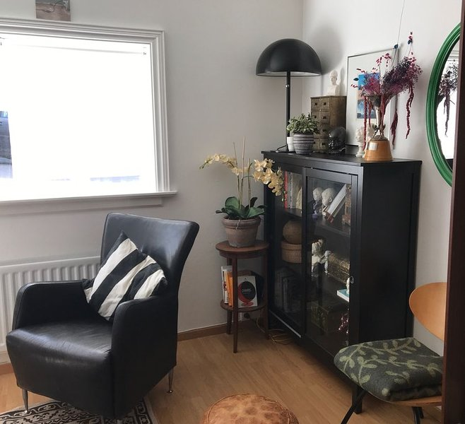 Downtown apartment in a quiet street, vacation rental in Reykjavik