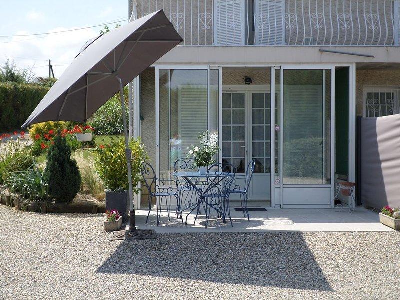 GITE AUX PORTES D'AGEN, holiday rental in Calignac