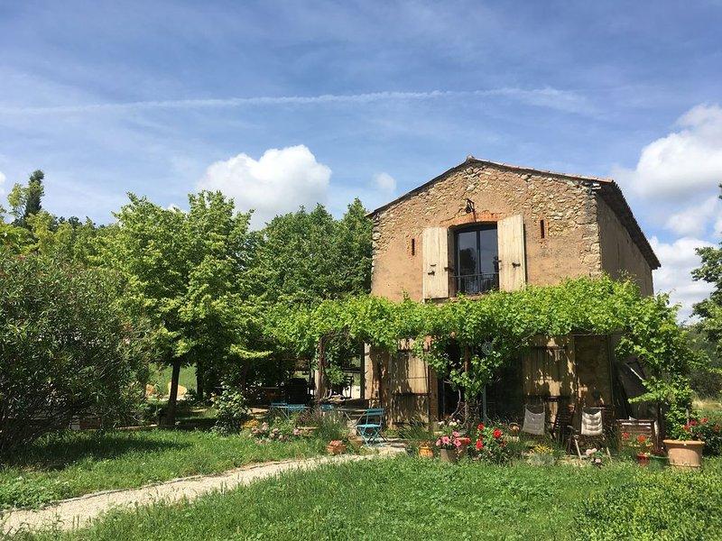 Propriété provençale (5 ha)  < La Belle Fenière>, casa vacanza a Aubagne