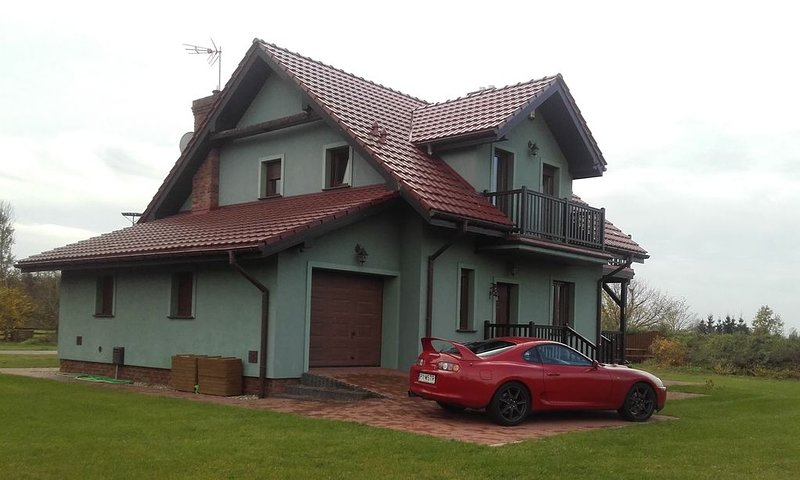 A tranquil birdwatching location in Slonsk, West of Poland, near German border., holiday rental in Lubusz Province