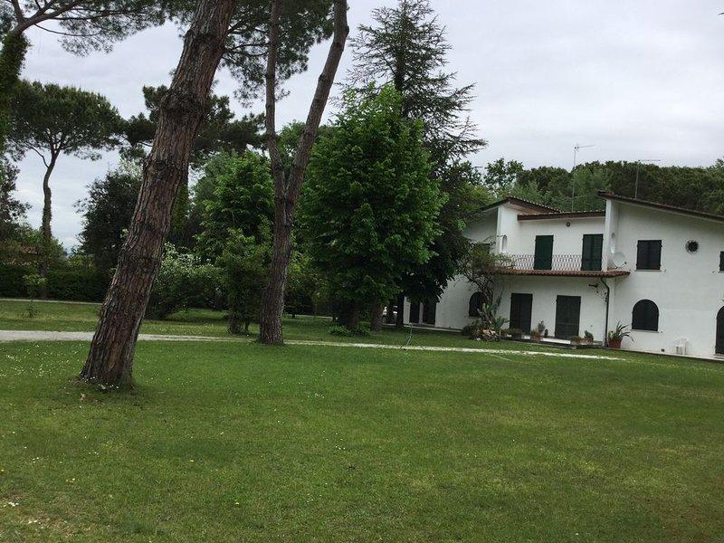 Un'esperienza nel verde della Riviera Apuana, holiday rental in Poveromo