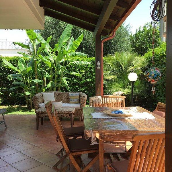 Villa in Salento a 500 metri dal mare, holiday rental in Marina di Pulsano