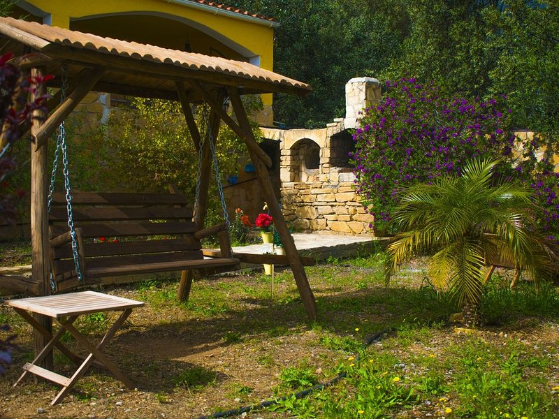 Villa Maria Triopetra, location de vacances à Xilokampos
