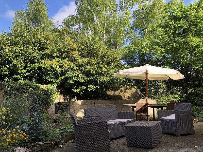 A 800 mètre du château d'Amboise, location de vacances à Pocé-sur-Cisse