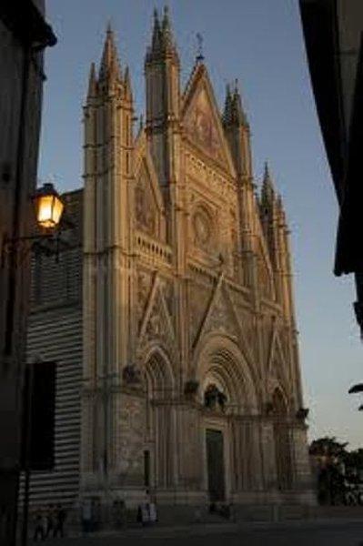Cathédrale d'Orvieto.