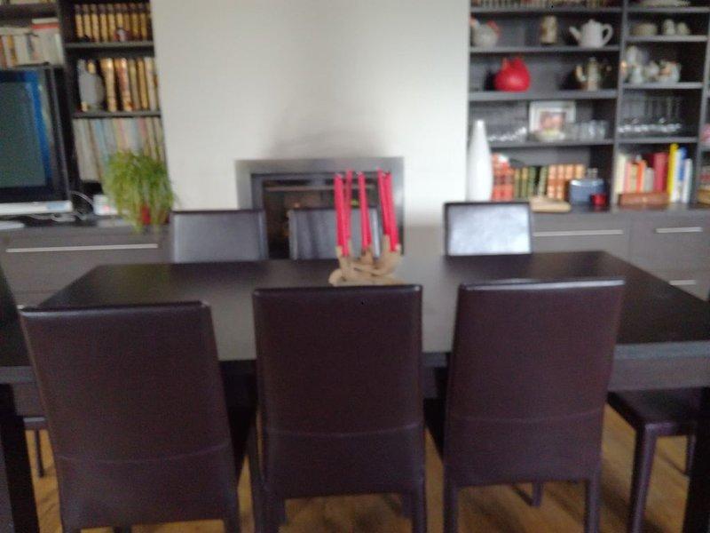 Chalet familiale , pour skier, randonner et se reposer, en famille, vacation rental in Celliers