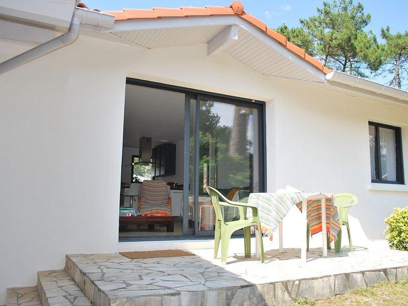 Maison Capbreton/Hossegor, holiday rental in Angresse