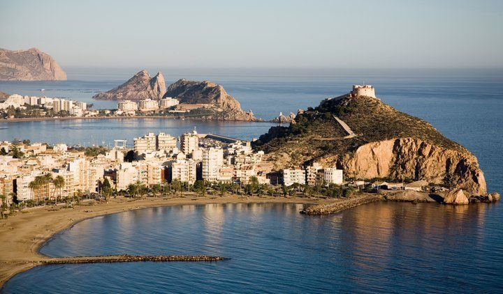 Holidays like at home, location de vacances à Aguilas