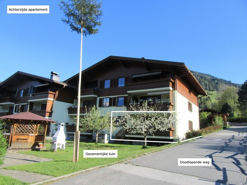 Ruim appartement met 3 slaapkamers Kaprun Zell am See Piesendorf, holiday rental in Piesendorf