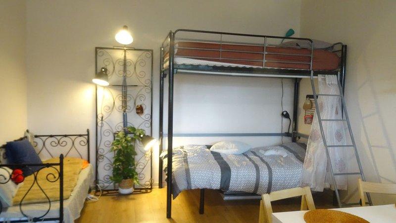 Grand appart rez de chaussée, holiday rental in Monetay-sur-Allier