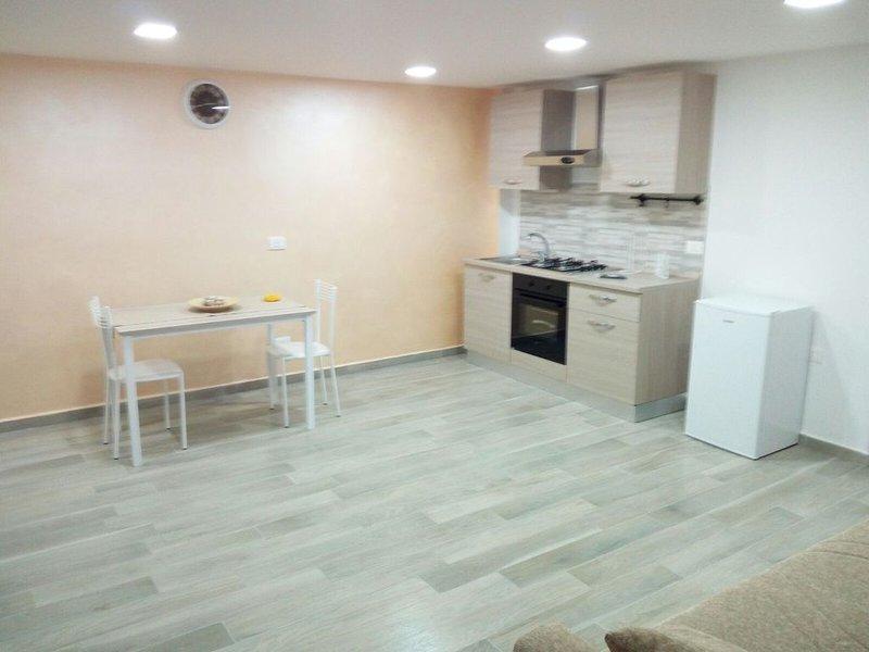 Appartamento bouganville Napoli, location de vacances à Casoria