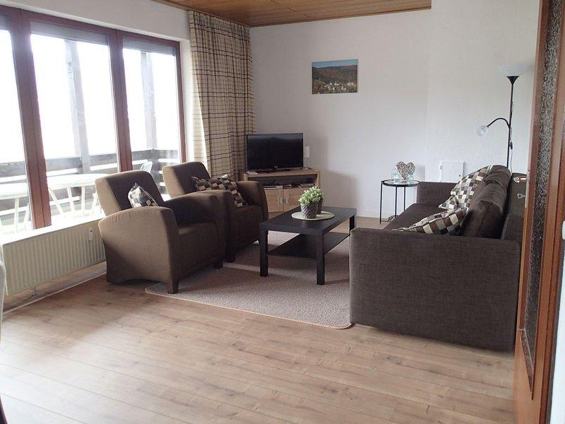 Rustig gelegen appartement Lija voor 2-6 personen in Willingen - Schwalefeld, location de vacances à Schwalefeld