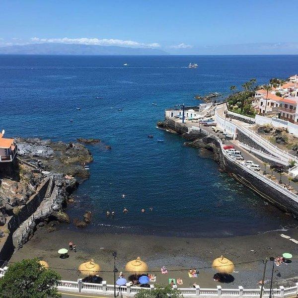 STUDIO NICE VIEWS ... FREE Wi-Fi.., Ferienwohnung in Puerto de Santiago