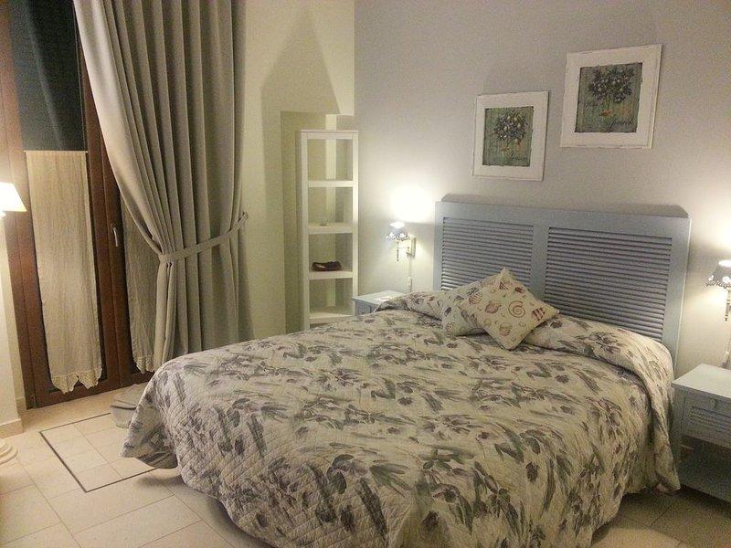 B&B Torrente Antico, un luogo da godere, un luogo dove sentirsi A CASA in Puglia, holiday rental in Trani