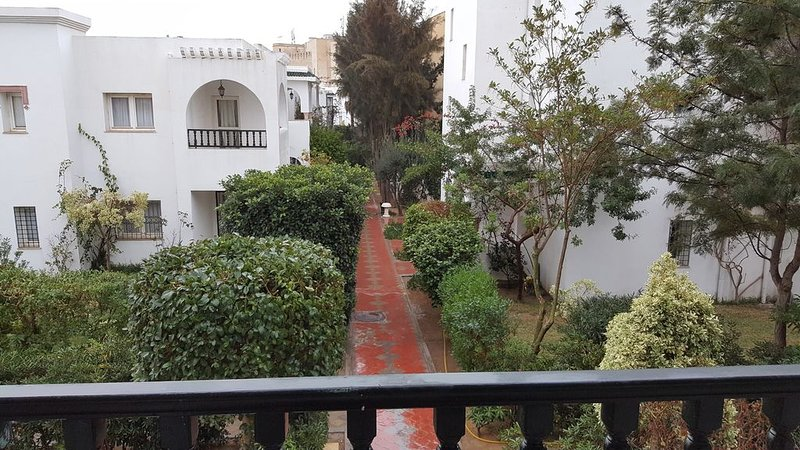 Bel Appartement de 80m² à Yasmine Hammamet, holiday rental in Hammamet