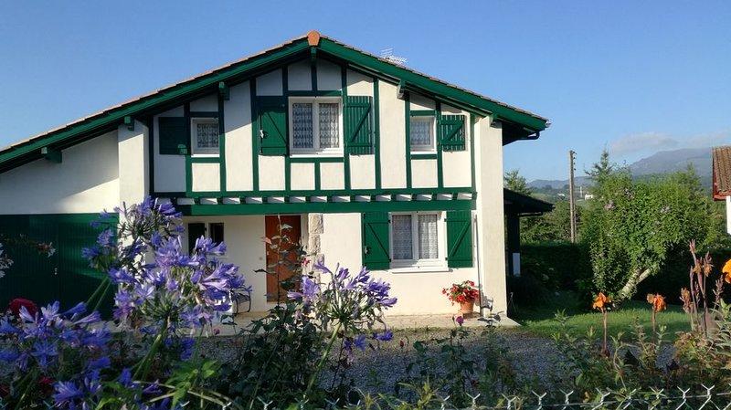 Ma maison de charme moxko berria, alquiler vacacional en Sare