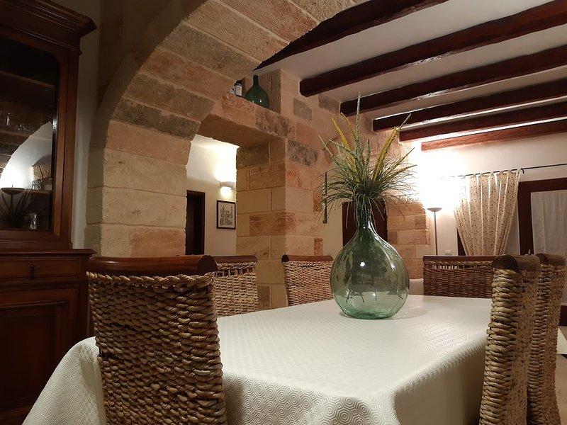 Casa Gemma, elegante appartamento nel cuore del Salento., vacation rental in Nociglia