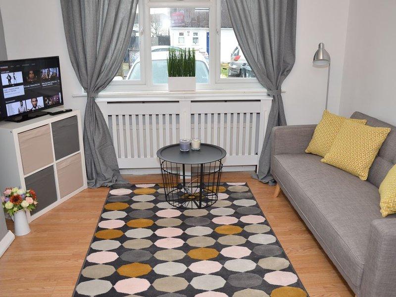 Onslow Maisonette 114, holiday rental in Croydon