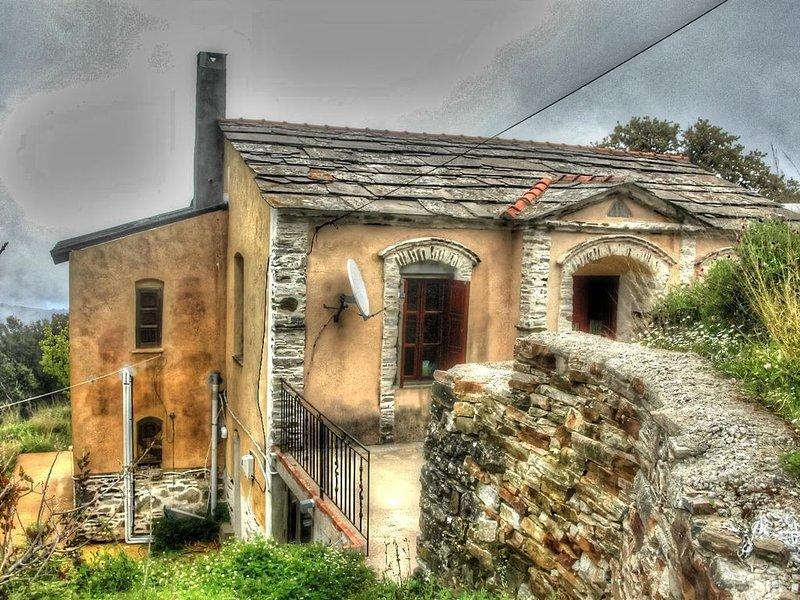 villa katafigio ikaria, holiday rental in Kato Raches