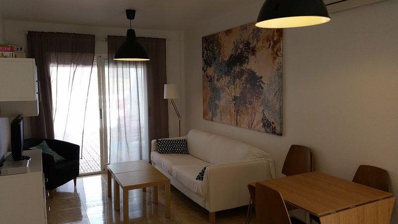 Bonito apartamento en Isla Plana, vacation rental in Isla Plana