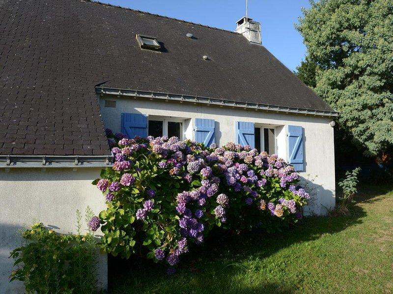 Ile aux moines maison proche plage, alquiler de vacaciones en Larmor-Baden