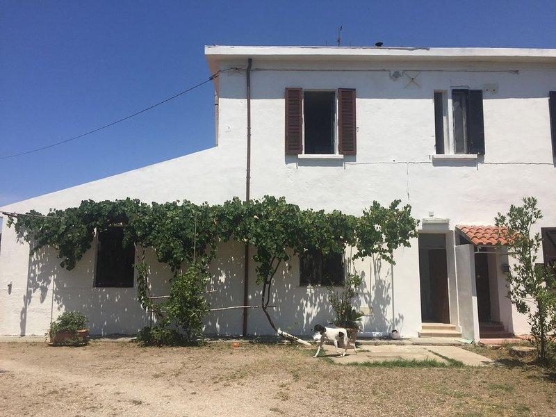 Schönes altes Bauernhaus zur alleinigen Nutzung, vacation rental in Piombino