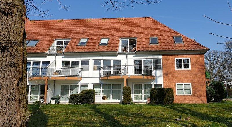 Ostsee - Maritime Ferienwohnung in Strandnähe (27), location de vacances à Kagsdorf
