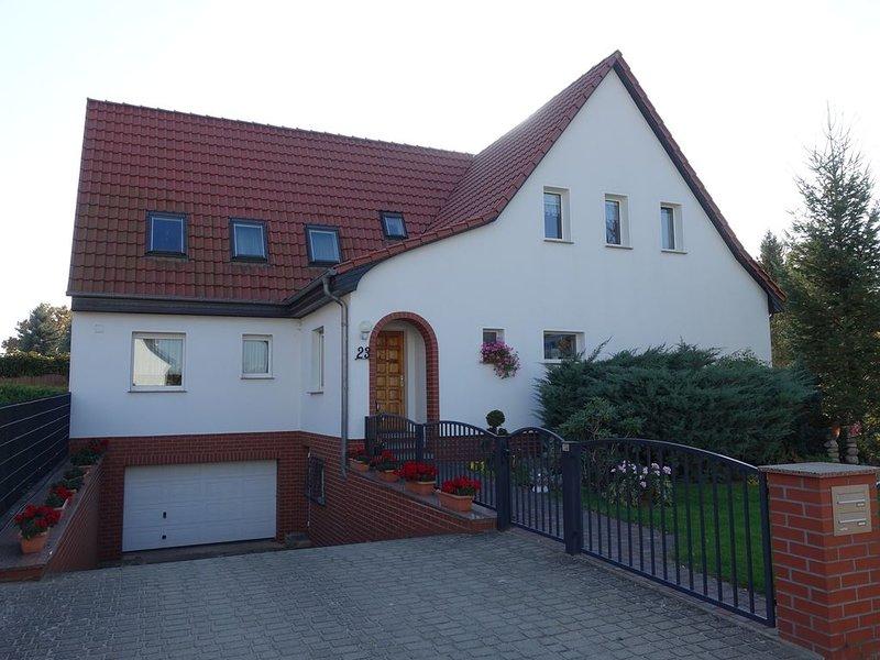 Ferienwohnung Rehfeld, holiday rental in Diensdorf-Radlow