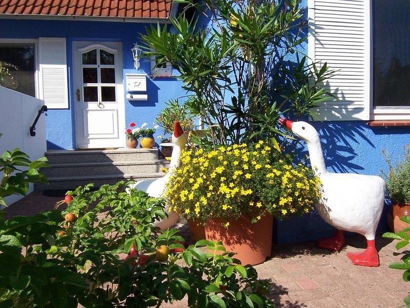 Die kleine Villa mit Charme, alquiler vacacional en Hohwacht