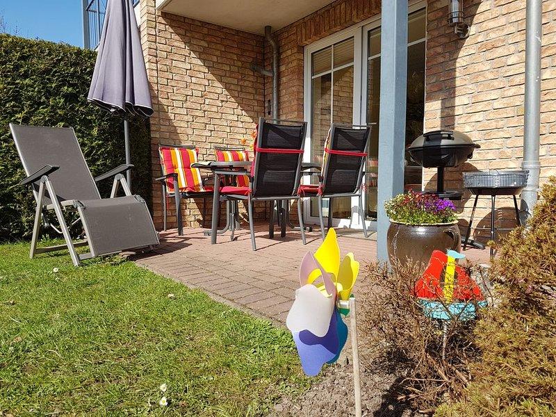 Komfortabel Wohnung für vier Personen. WLAN inclusive., holiday rental in Tarnewitz