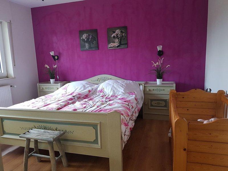 Schlafen in einem gemütlichen Gästehaus auf dem Bauernhof, casa vacanza a Thulsfeld
