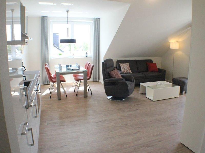 Ruhepol im Sonnengarten- Exklusive Penthousewohnung, nur ca.150 Meter zum Strand, location de vacances à Kellenhusen