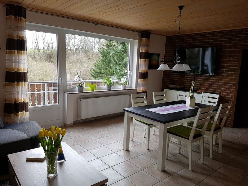 Ferienwohnung Lisbeth Utzerath, Eifel, holiday rental in Auderath