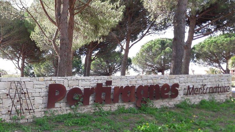Hübsches Ferienhaus in schöner Anlage, ideal für Familie mit Kindern, casa vacanza a Portiragnes