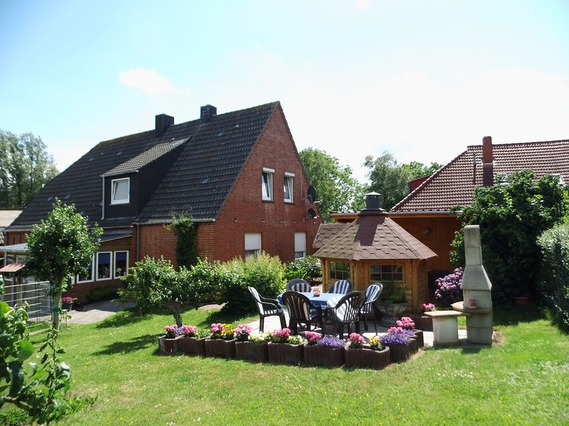Ferienwohnung am alten Greetsieler Tief, location de vacances à Emden
